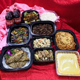 Filipino Fiesta Party Set